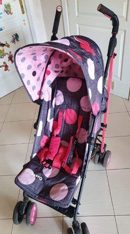 Przepiękna parasolka Cosatto kropki + gratis