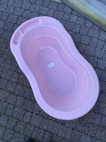 wanna wanienka dla dziecka myjka plastikowa