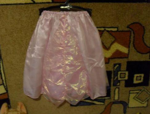 3-6 л карнавальный костюм юбка новогодняя принцесса снежинка золушка