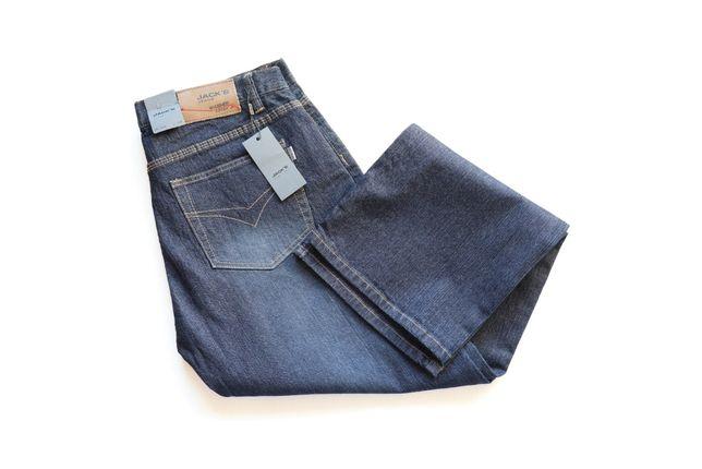 Nowe męskie spodnie jeansy JACK'S W36 L32