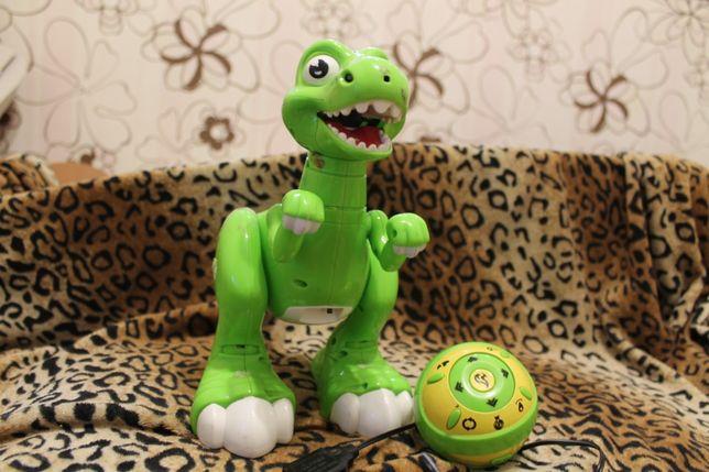 Динозавр smart dinosaurs jungle overlord