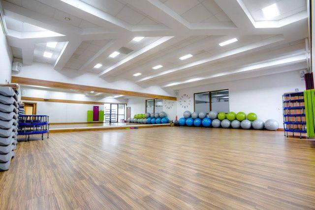 Wnajem sali - szkolenia, zajęcia fitness, taniec