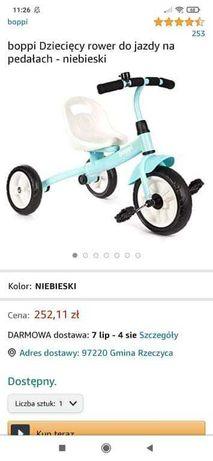 Sprzedam rowerek boppi
