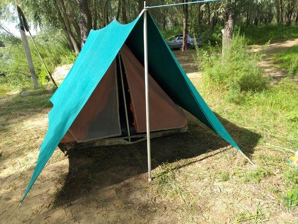 Палатка туристическая  с тамбуром