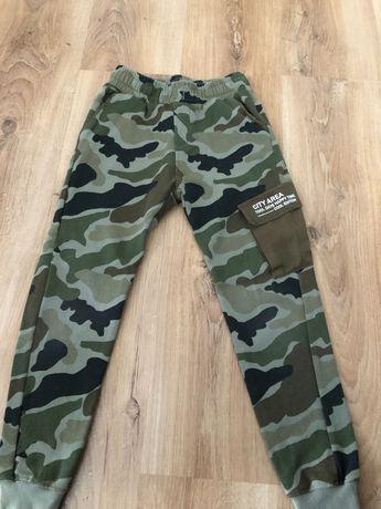Spodnie bojówki, jogery, Zara 134 cm 9 lat