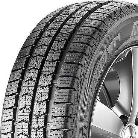 Nowe opony zimowe do samochodów dostawczych 225/65R16C 112R Nexen WT1