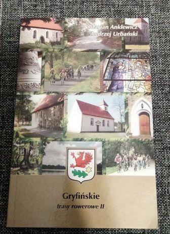 Książka przewodnik Gryfińskie Trasy Rowerowe II