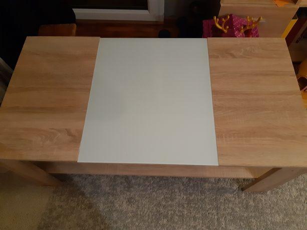 Ława Stół stolik kawowy dąb sonoma BRW Black Red White