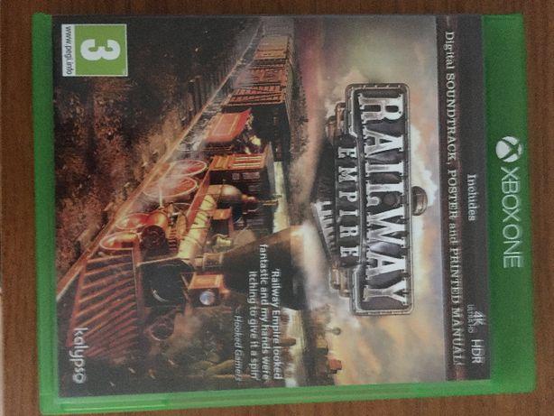 Railway empire na XBOX ONE