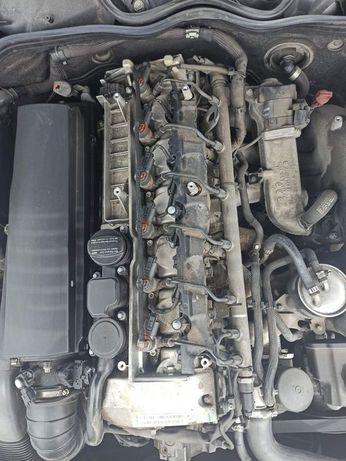 Двигун OM648.961 225тис.км! Mercedes-Benz E320CDI