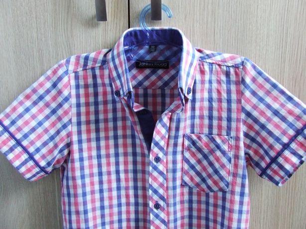 Jankes koszula chłopięca roz. 122
