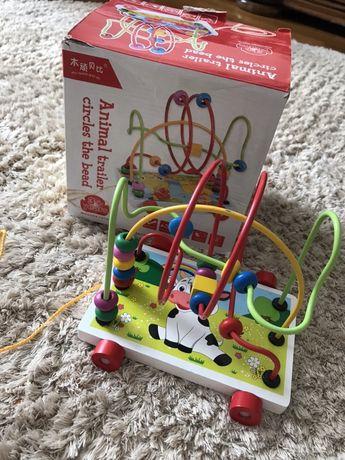 Іграшка розвиваюча, лабіринт