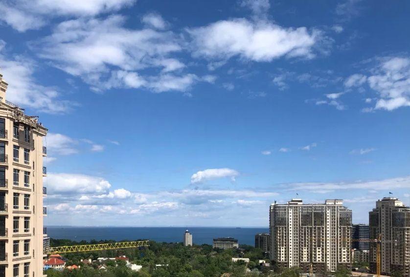 Видовая 1-комн. квартира с ремонтом в ЖК Элегия Парк 7F-27742-106 Одесса - изображение 1