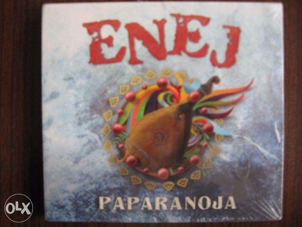 ENEJ Paparanoja [CD] Nowa.Follia. NAJTANIEJ!!!