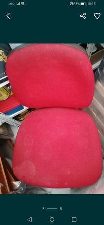 Cadeira ergonómica escritório