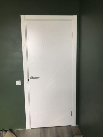 Установка межкомнатных дверей Установка міжкімнатних дверей
