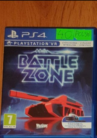 Battle zone ps4 vr