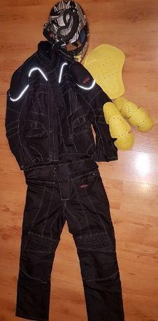 komplet odzieży ochronnej na quad/cross/enduro