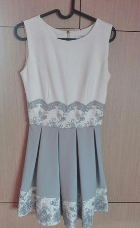 Sukienka z żakietem rozm. 36