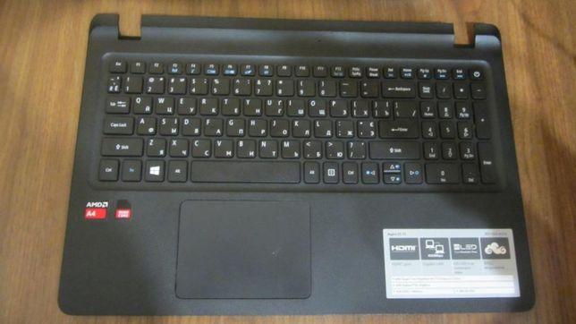 Панель с клавиатурой и тачпадом Acer ES 15 ES1-523