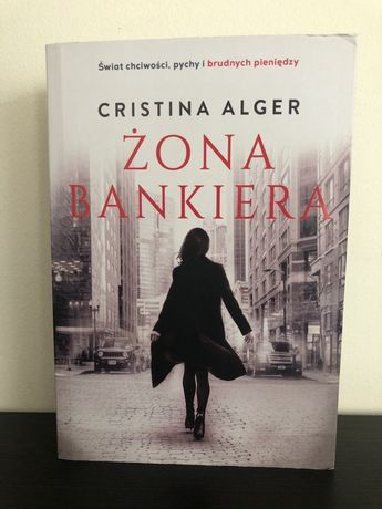 Żona bankiera Cristina Alger