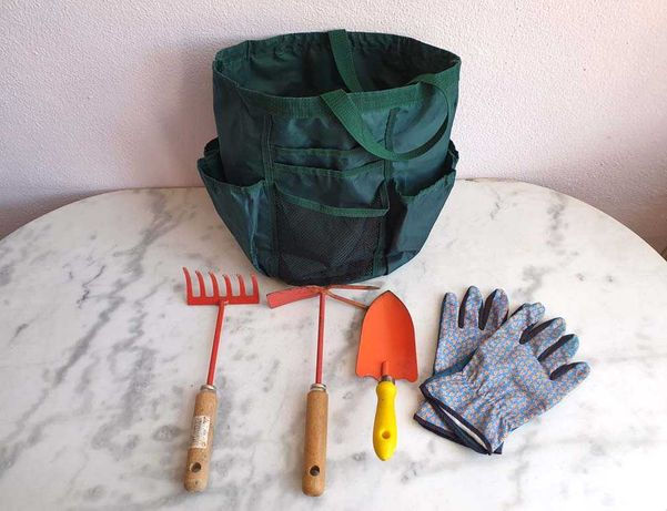 Conjunto para Jardinagem