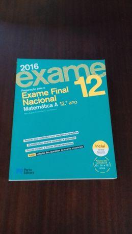 Manual de preparação exame Matemática A