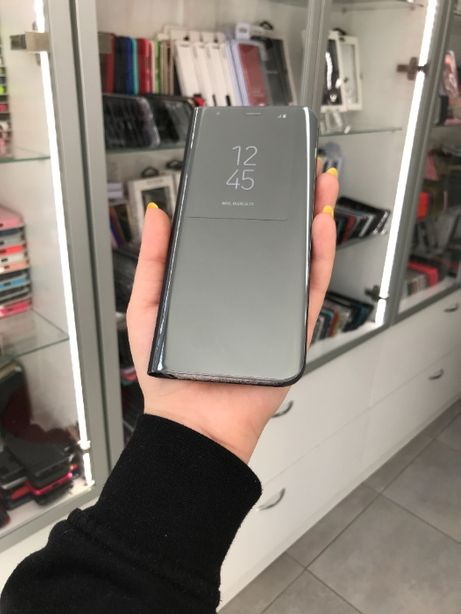 Clear View Standing Cover Samsung Galaxy s8 plus, Piotrkowska 125.