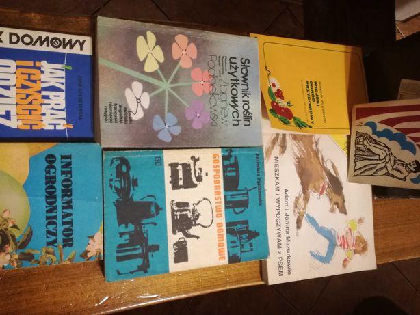 Słownik roślin ,Gospodarstwo domowe i inne