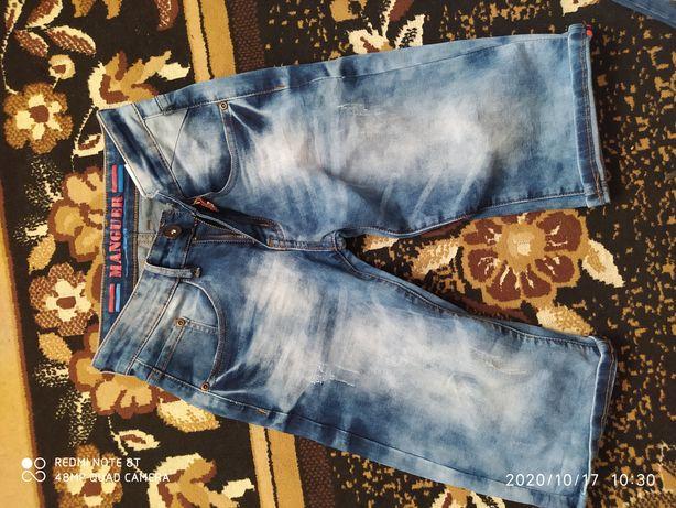 Шорты джинсовые   28