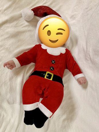 Новогодний костюм Санты, Мороза