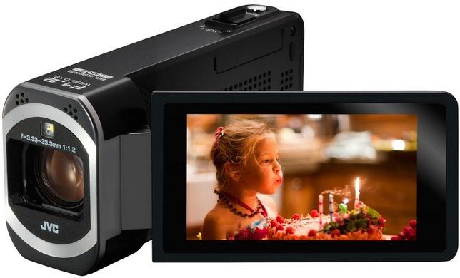 Цифровая бытовая видеокамера JVC