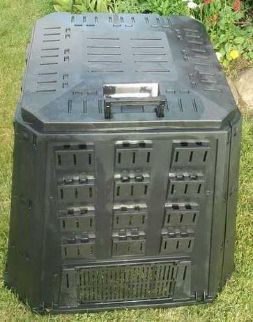 Plastikowy kompostownik ogrodowy 450L