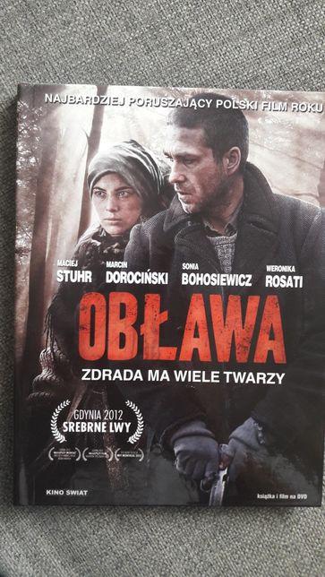 Obława- film i książka