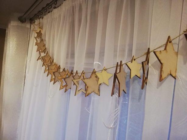 Łańcuch świąteczny  - ozdoby świąteczne