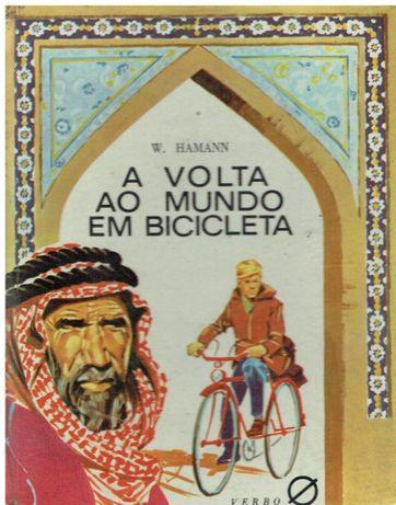 8065 - A Volta ao Mundo em Bicicleta de W. Hamann