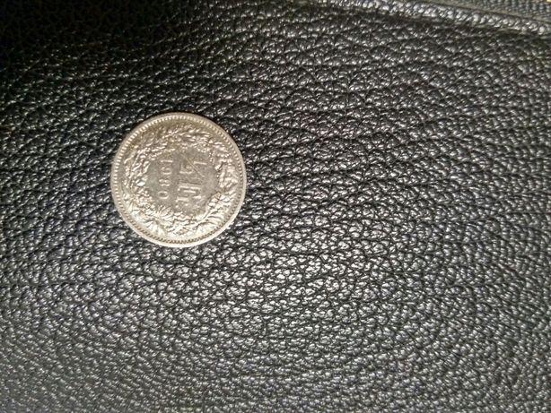 Продам швейцарский франк (перевертыш)