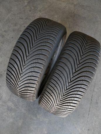 Зимняя резина по 2шт R17 215/55 Michelin Alpin 5, GoodYear Ice+
