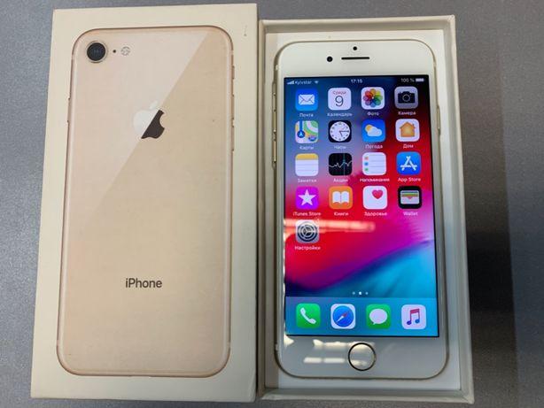 Магазин!!! iPhone 7 32GB Gold в отличном состоянии