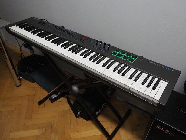 Klawiatura sterująca MIDI Nektar Impact xl88+