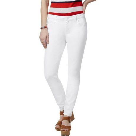 Calças Tommy Hilfiger senhora branco - Verdadeiras - tamanho 4