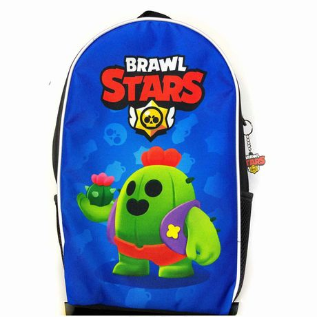 Рюкзак ранец школьный прогулочный Спайк Бравл Старс brawl опт и розн