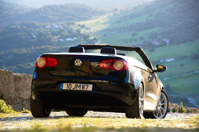 VW EOS 1.4 TSi Top
