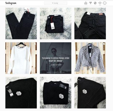 Gotowy biznes - Qualita Outlet 2 sklepy internetowe z towarem + konta