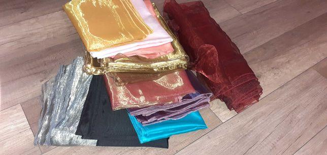 Materiały dekoracyje stoły
