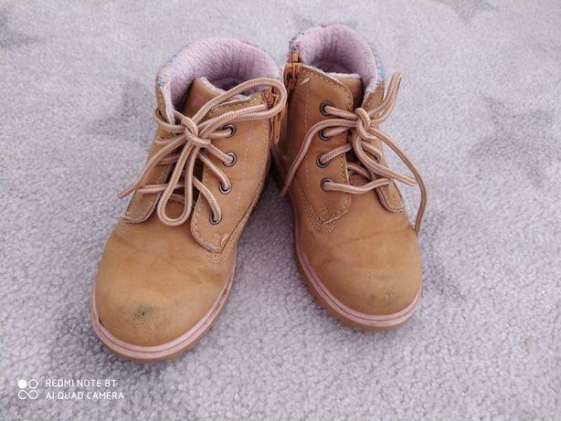 Trzewiki dziewczęce jesienne wiosenne zimowe buty fila 24