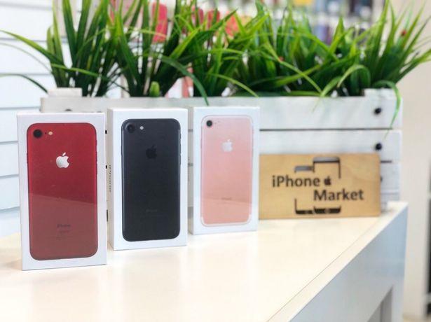 iPhone 7 32Gb Новые! МАГАЗИН! Гарантия [ 17 490 руб. ] АКЦИЯ!