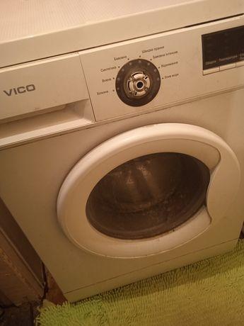 Стиральная машина Vico на запчасти или на ремонт