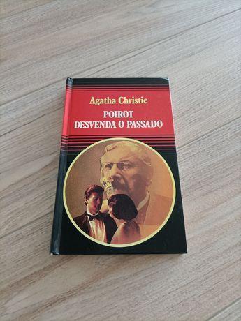 Vendo livro da Agatha Christie