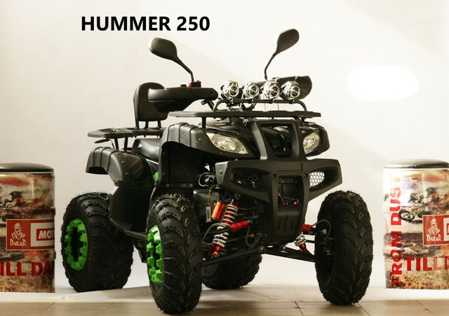 Quad ATV XTR HUMMER 200/250ccm Raty 0%/Transport